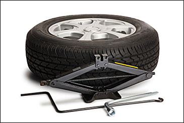 How to Change a Flat Tire - The Tools You Need
